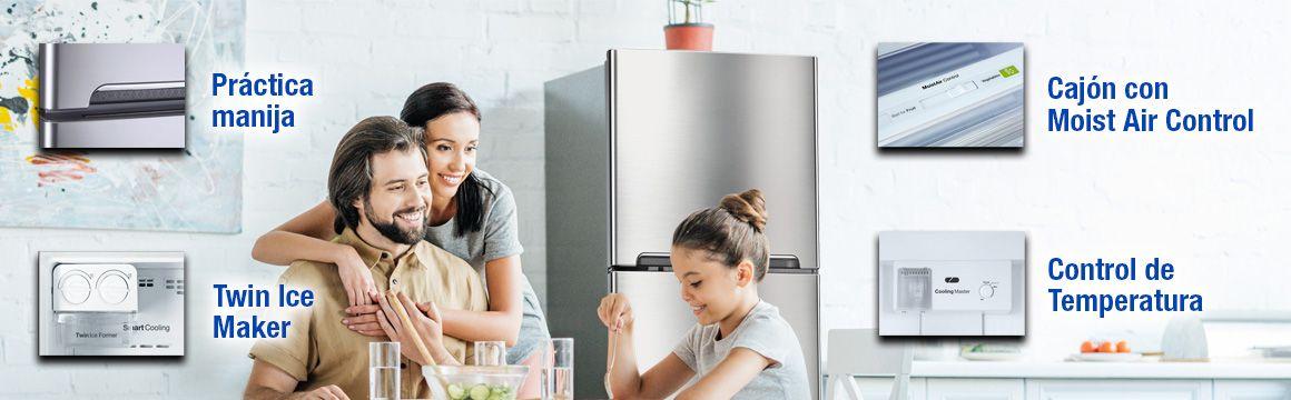 Enfriamiento refrigeración SMART COOLING