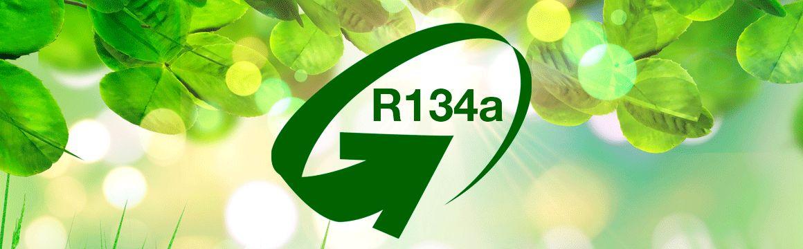 GAS R134a ecológico