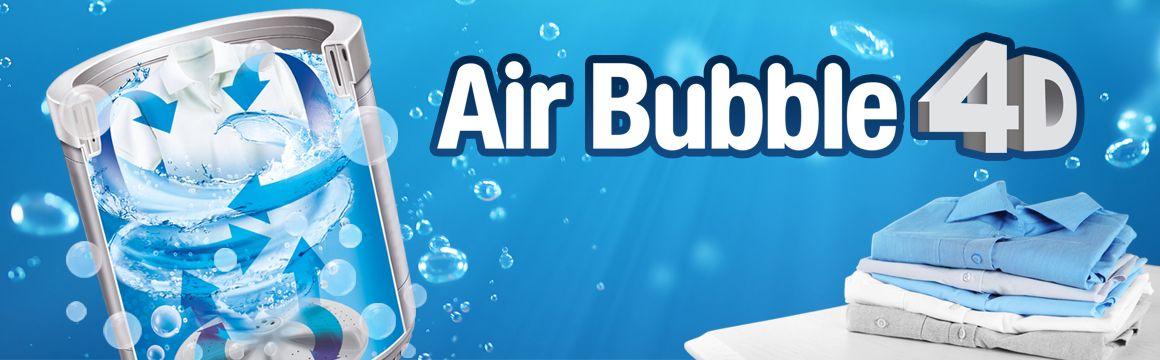 AIR BUBBLE 4D WINIA