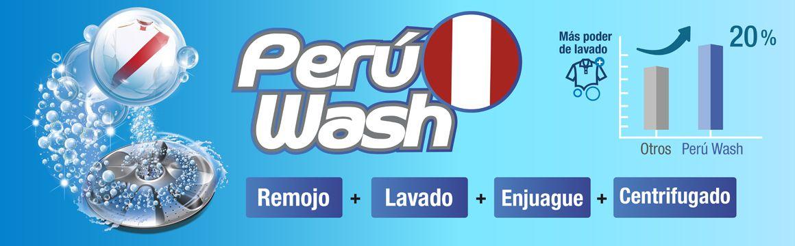 PROGRAMA PERÚ WASH lavado
