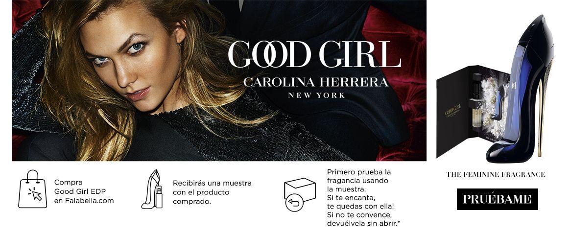 Carolina Herrera Good Girl Try&Buy