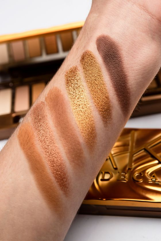 Urban Decay Naked Honey Palette, UD, Urban Decay, Palette, Paleta, Makeup, Maquillaje
