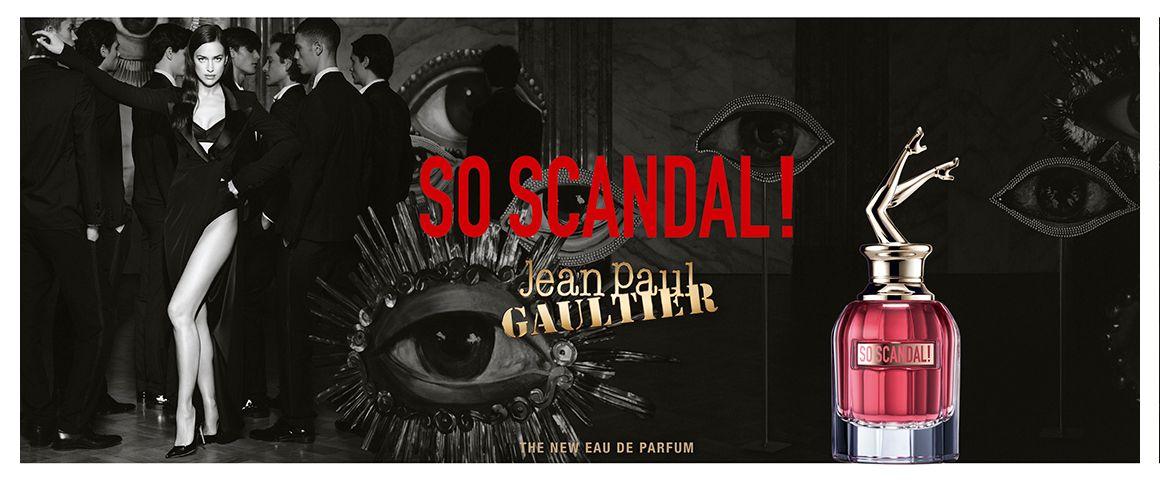 Jean Paul Gaultier, Scandal, So Scandal, Mujer, Woman, Perfume, Fragancia, Colonia, Femenino