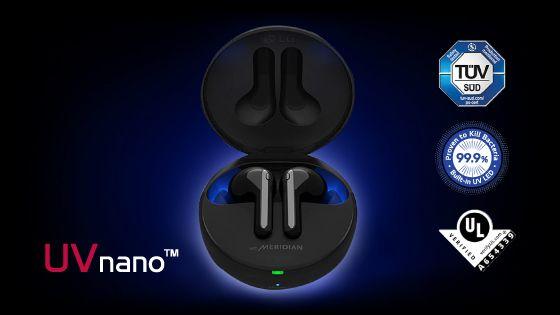 Audifonos UV Nano