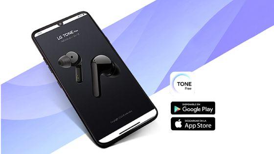 Audifonos app