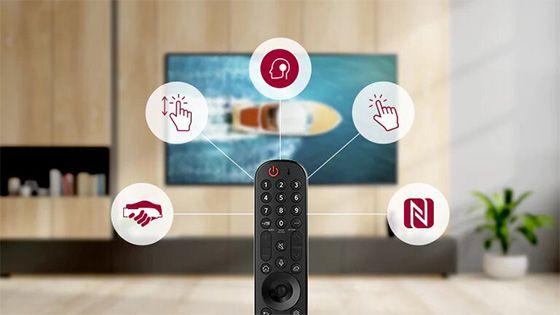 Nuevo control Magic Remote