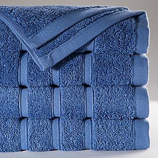 Toalla de Mano Azul
