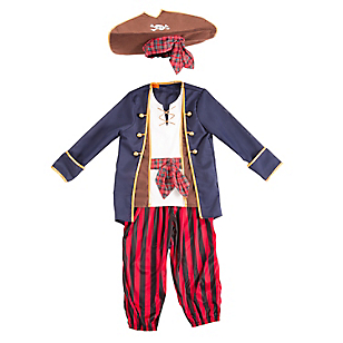 Disfraz de Niño Pirata