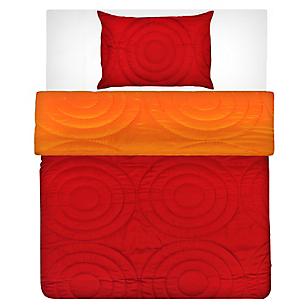Quilt Rojo 1,5 plz