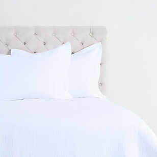 Quilt Liso Blanco King