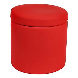 Canister Ceramic Roja