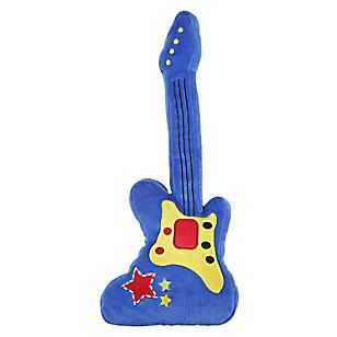 Cojín Niños Guitarra Azul