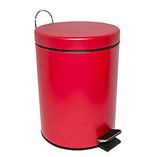 Basurero 5 lt Rojo