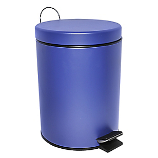 Basurero 5 lt Azul