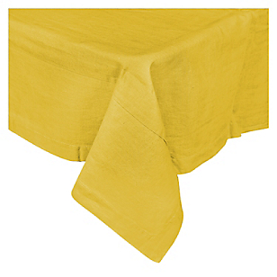 Mantel Lino Amarillo 180 x 300 cm