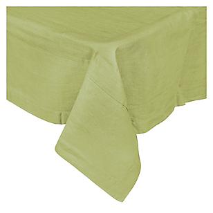 Mantel Lino Verde 180 x 300 cm