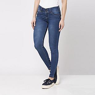 Jeans Skinny Liso