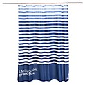 Cortina Bicolor Azul