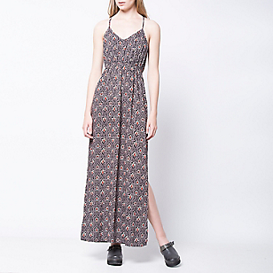 Vestido Largo Print