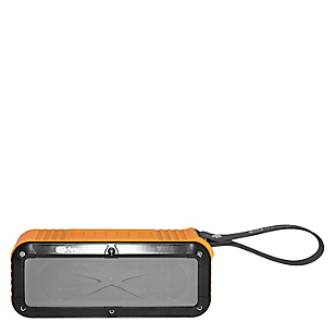 Parlante Bluetooth Outdoor Waterproof  Naranja