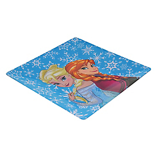 Plato Cuadrado Frozen 20 cm