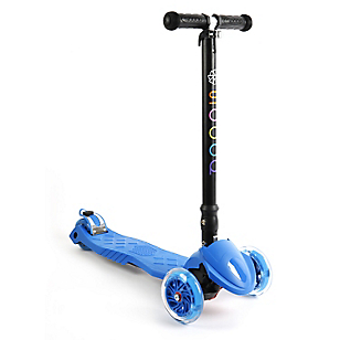 Scooter Folded