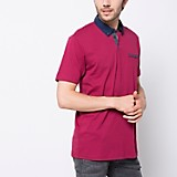 Polo Slim Estampado
