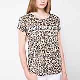 Polo Diseño Leopardo