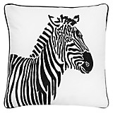 Cojín Animal Zebra