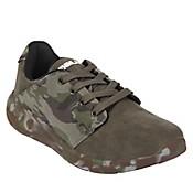 Zapatillas Urbanas Hombre Dave Verde Militar