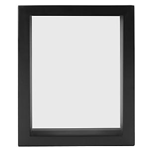 Marco de Foto Cajón Negro 10 x 15 cm