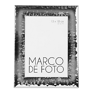 Marco de Foro Martillado 13 x 18 cm