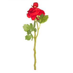 Flor Camellia Roja 36 cm