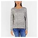 Sweater Cam Print Mom