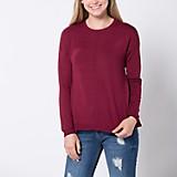 Sweater Básico Largo