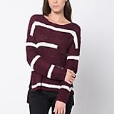 Sweater Rayas College