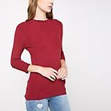 Sweater Ajustado Rib