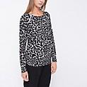 Sweater Print Cierres