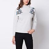 Sweater Cafarena Flores