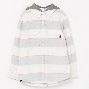 Camisa Manga Larga con Capucha para Niño