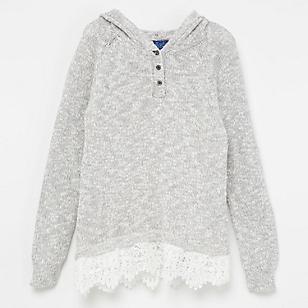 Sweater Niña Lsw589gt