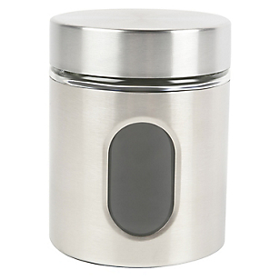 Canister Ac inox 12.5 cm