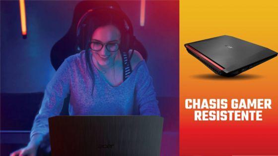 La verdadera laptop gamer
