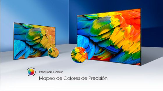 Precision Colour - Precisión de color