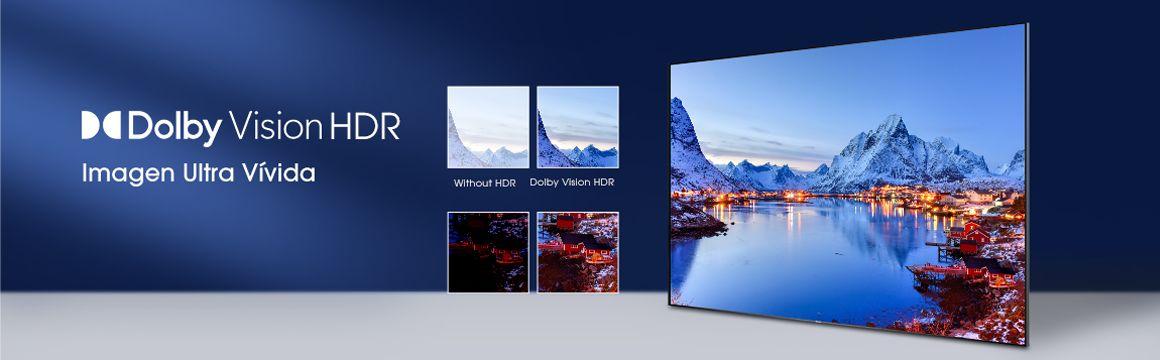 Imagen Dolby Vision HD