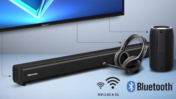 Tv HiFi -BlueTooth