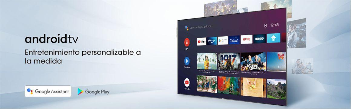 Televisor Hisense A6G Android TV