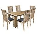 Juego de Comedor Cooper 6 sillas