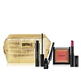 Pack de Belleza Neceser + Liquid Eyeliner + Lipstick Slim Gel 21 + AMC MCS + Mascara