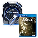 Juego PS4 Fallout 4 + Audífonos Gamer P4C